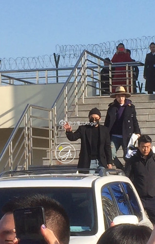 Big Bang - Harbin Airport - 21mar2015 - 小鬼儿Angel - 09