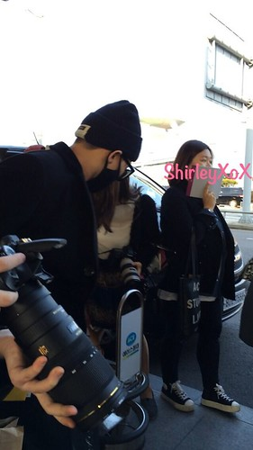 Big Bang - Incheon Airport - 10apr2015 - G-Dragon - Hi_Shirleyxox - 11