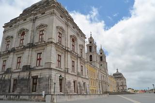 صورة Palácio Nacional de Mafra. portugal mafra palácioconventonacionaldemafra