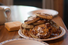 English French Toast Muffins