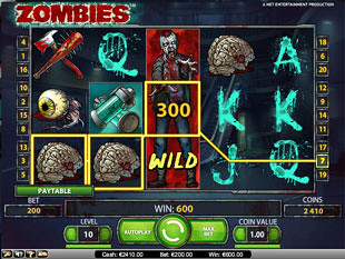Zombies Stacked Wild