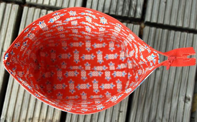 wide open pouch - wide open