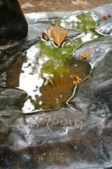 Rodin signature - Photo of Lamécourt