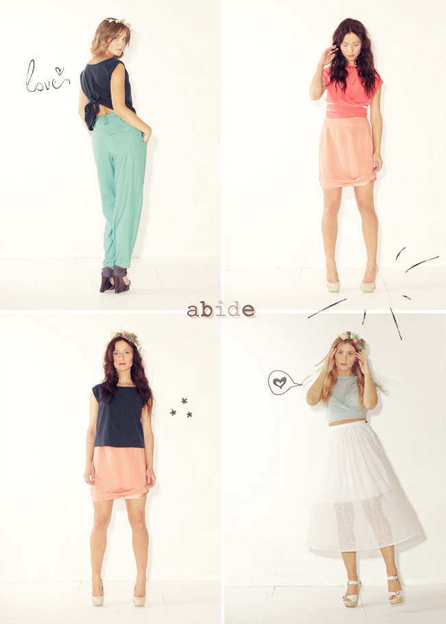 daisybutter - UK Style and Fashion Blog: abide clothing, SS12