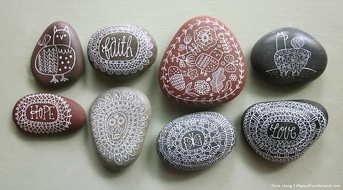 Doodle Pebbles