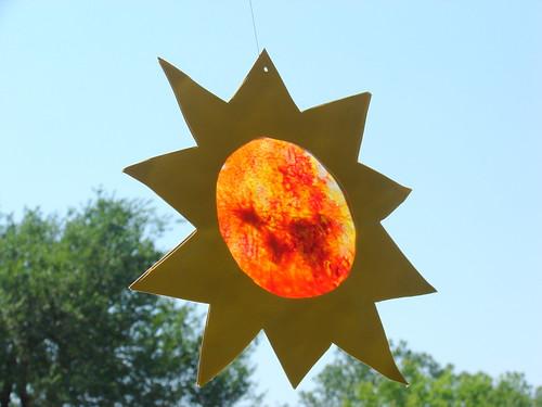 Crayon Sun 4