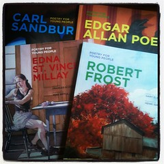 Poetry selections. A poet each term! #homeschool