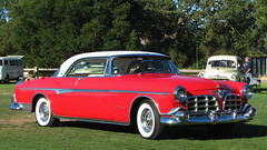 1955 Imperial Newport Coupe 1