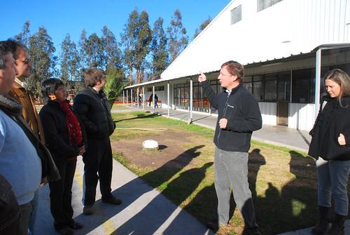 Empresa Wenco se reunió con paininos para presentar su nuevo proyecto en nuestra comuna