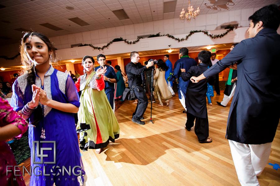 Behind the Scenes   Yusra & Rahil's Mehndi Night   Fort Gordon North Hall   Augusta Atlanta Pakistani Indian Wedding Photographer
