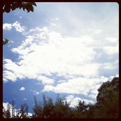 【写真】#雲 #空 #cloud #sky