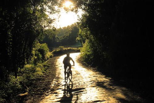 Trilha de Mountain Bike - Andradas - Aguas da Prata - por Pedro Barreto
