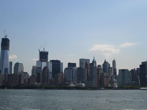 Downtown Manhattan, NYC. Nueva York