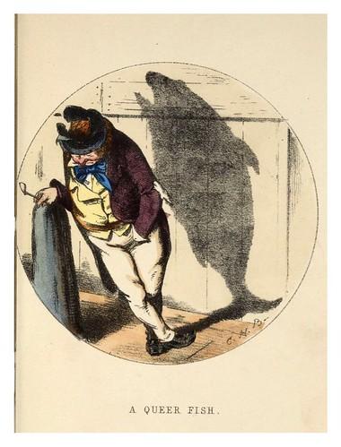 001- Un pez raro-Shadows  185..- Charles Henry Bennett - © Harvard University Library