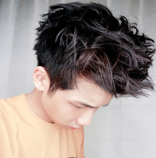 typicalben black style hair 3