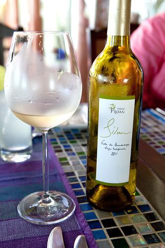 Viñas Pijoan Sil Baja 2011 - Chenin Blanc Baja wine