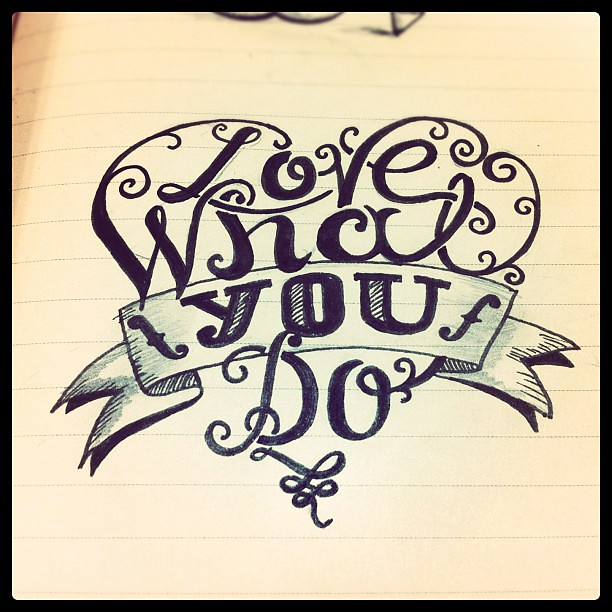 LOVE DRAWINGS Quotes Like Success