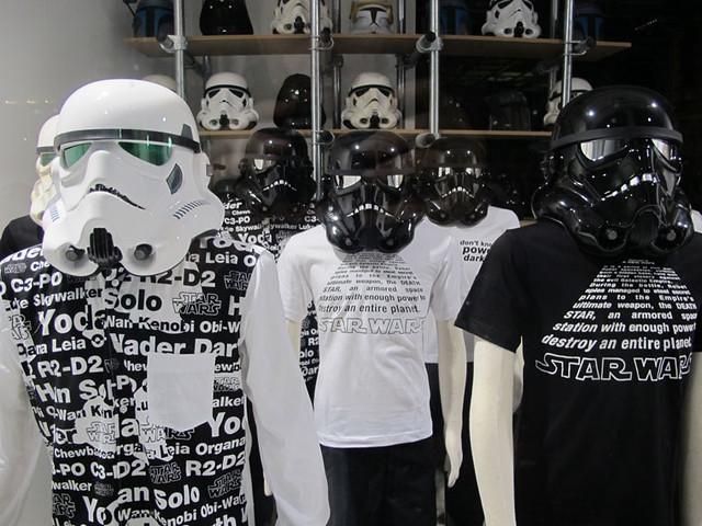 Star Wars x Comme des Garçons