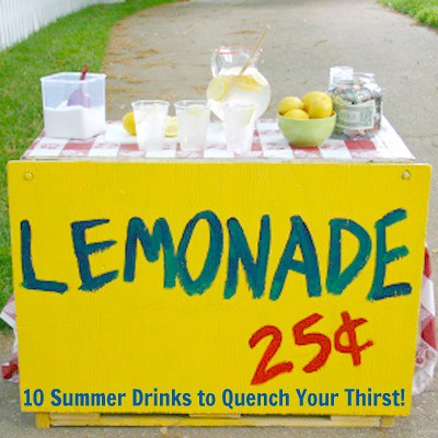 10 Summer Drinks to Quench Your Thirst!