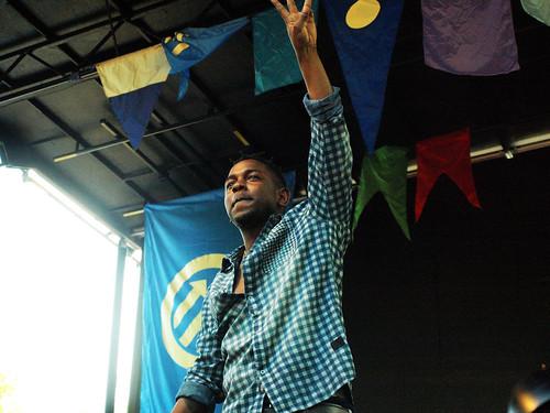 Kendrick Lamar, Pitchfork 2012