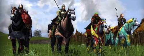 Lord of The Rings Online: Riders of Rohan Trailer Released