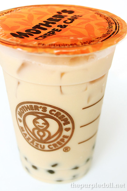 Milk Tea 12oz P75 16oz P85