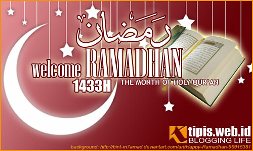 welcome ramadhan, ramadhan mubarak, happy ramadhan