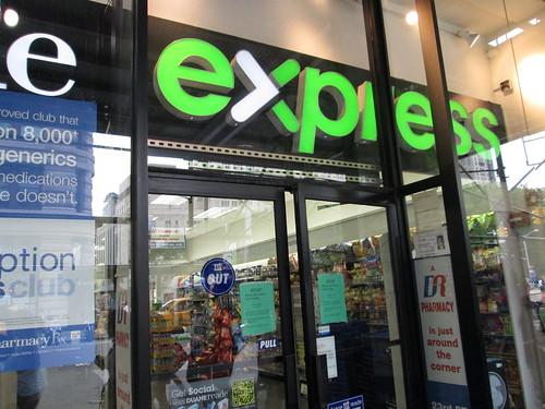 Duane Reade Express, NYC. Nueva York