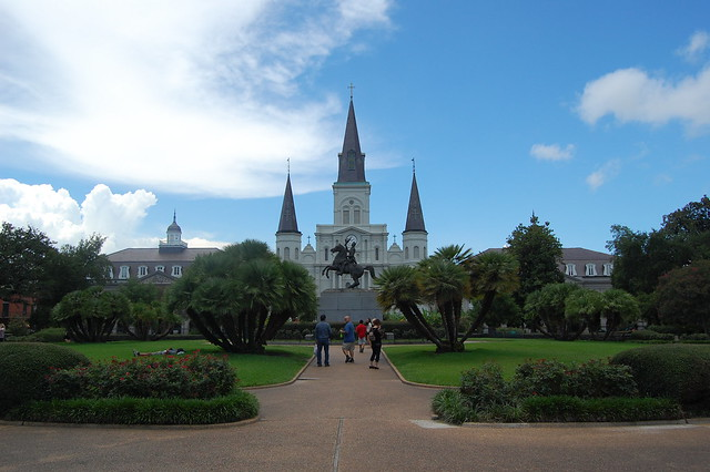St Louis Cathedral NOLA