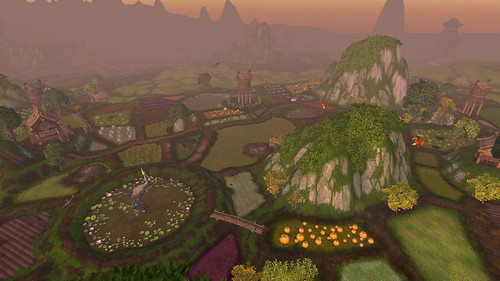 Mists of Pandaria Valley of the Four Winds Quests Guide