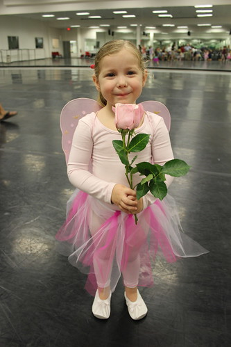 Cheyenne's Recital at Texas Ballet Theater