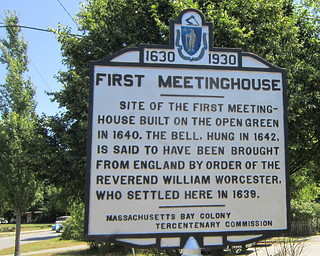 First Meetinghouse