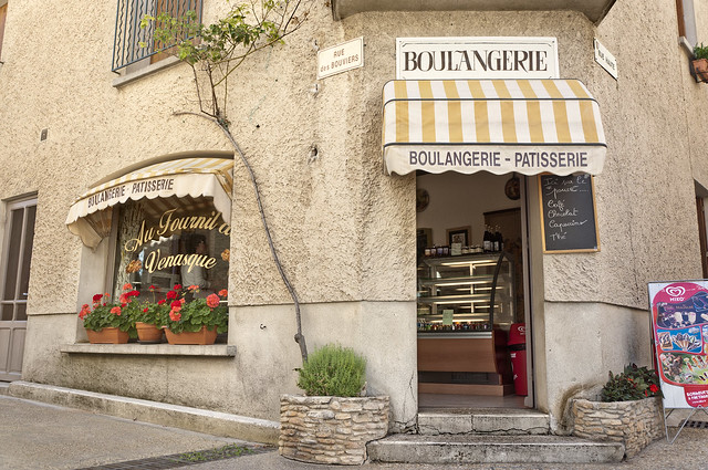 Boulangerie Patisserie - Image by Flickr user vgmestre