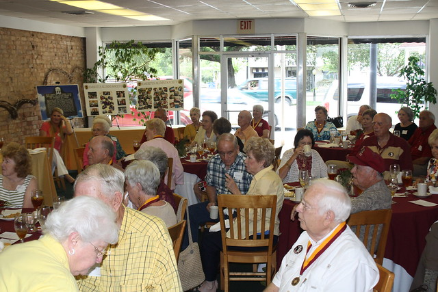Emeritus Luncheon in Marianna, Fla., on July 21, 2012