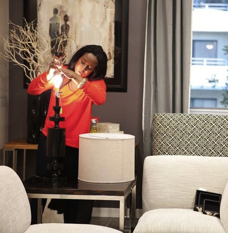 Hilari Younger, HGTV Design Star