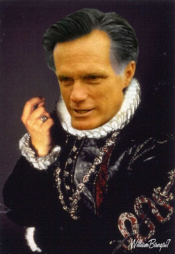 SIR WALTER ROMNEY-THE DUKE OF BALLSACK by Colonel Flick