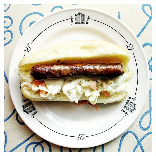 ma-la hotdog