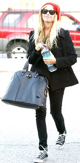 Ashley Tisdale Converse Celebrity Style Women's Fashion