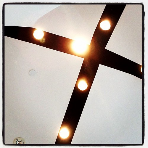 Lighted Cross by rchoephoto