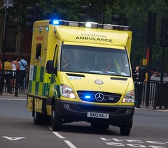 London ambulance service failure