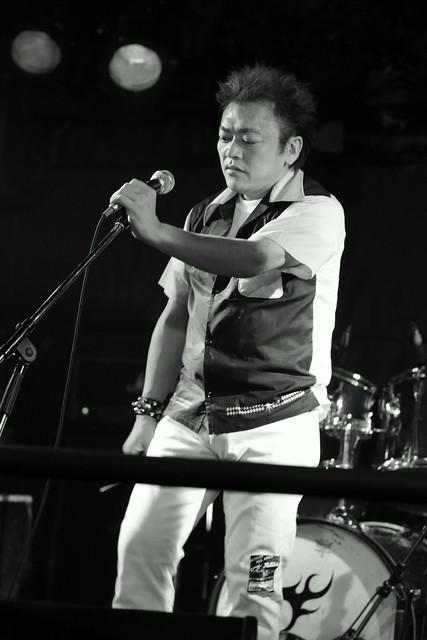 PINK BOMBER live at Outbreak, Tokyo, 27 Jul 2012. 035