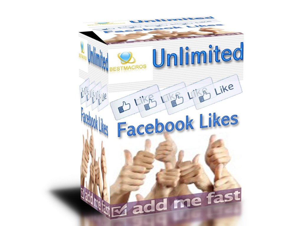 Facebook Likes Adder Unlimited Facebook Likes