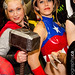 Femme Thor and Captain America at Comic-Con SDCC 2012 by andreas_schneider