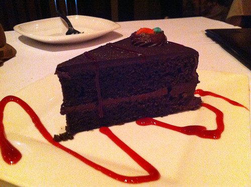 East India Co - Spiced Chocolate Cake
