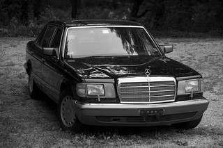 1986 Mercedes-Benz 300SDL Thank you for 500,000 views!