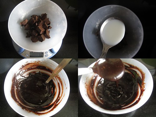 Rachel Allen's Chocolate Cake-step2