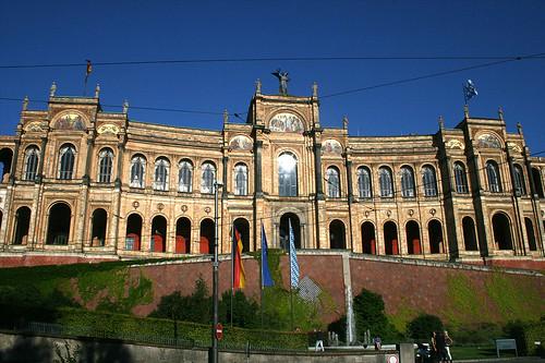 Maximilaneum / Bayrischer Landtag