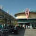 Cars Land - Flos's V8 Cafe