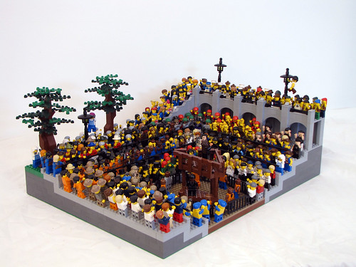 lego warriors
