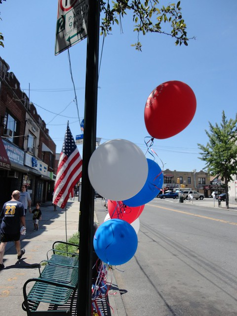 2012 4th of July Parade - Dyker Heights
